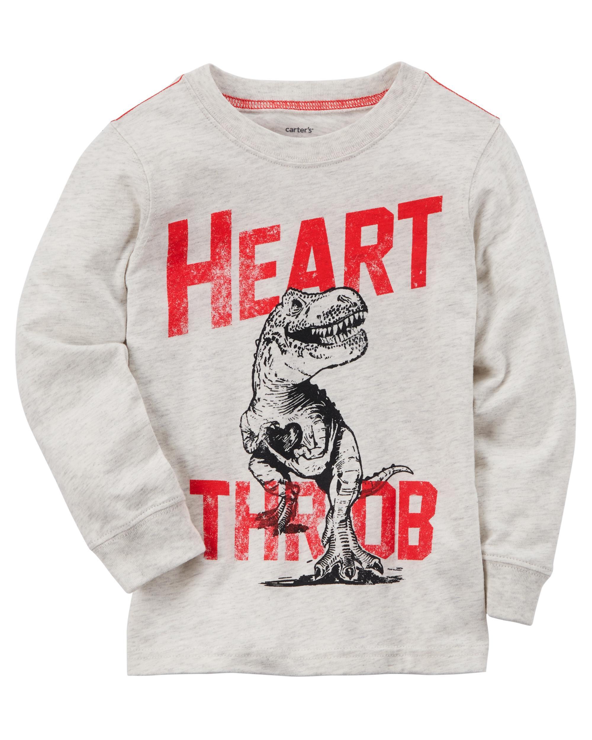Heart Throb Jersey Tee