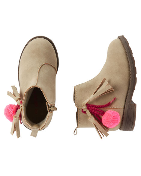 Carter's Tassel Ankle Boots