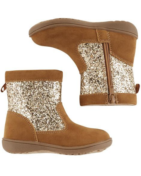 Carter's Glitter Boots