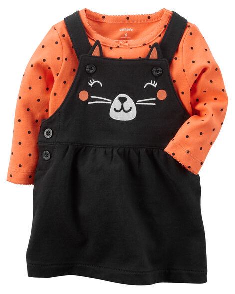 427ca2b61 2-Piece Halloween Bodysuit   Jumper Set