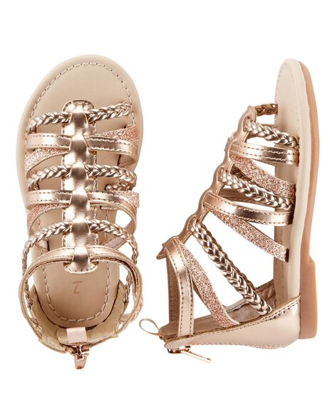 6d983611ccb276 Carter s Gladiator Sandals ...