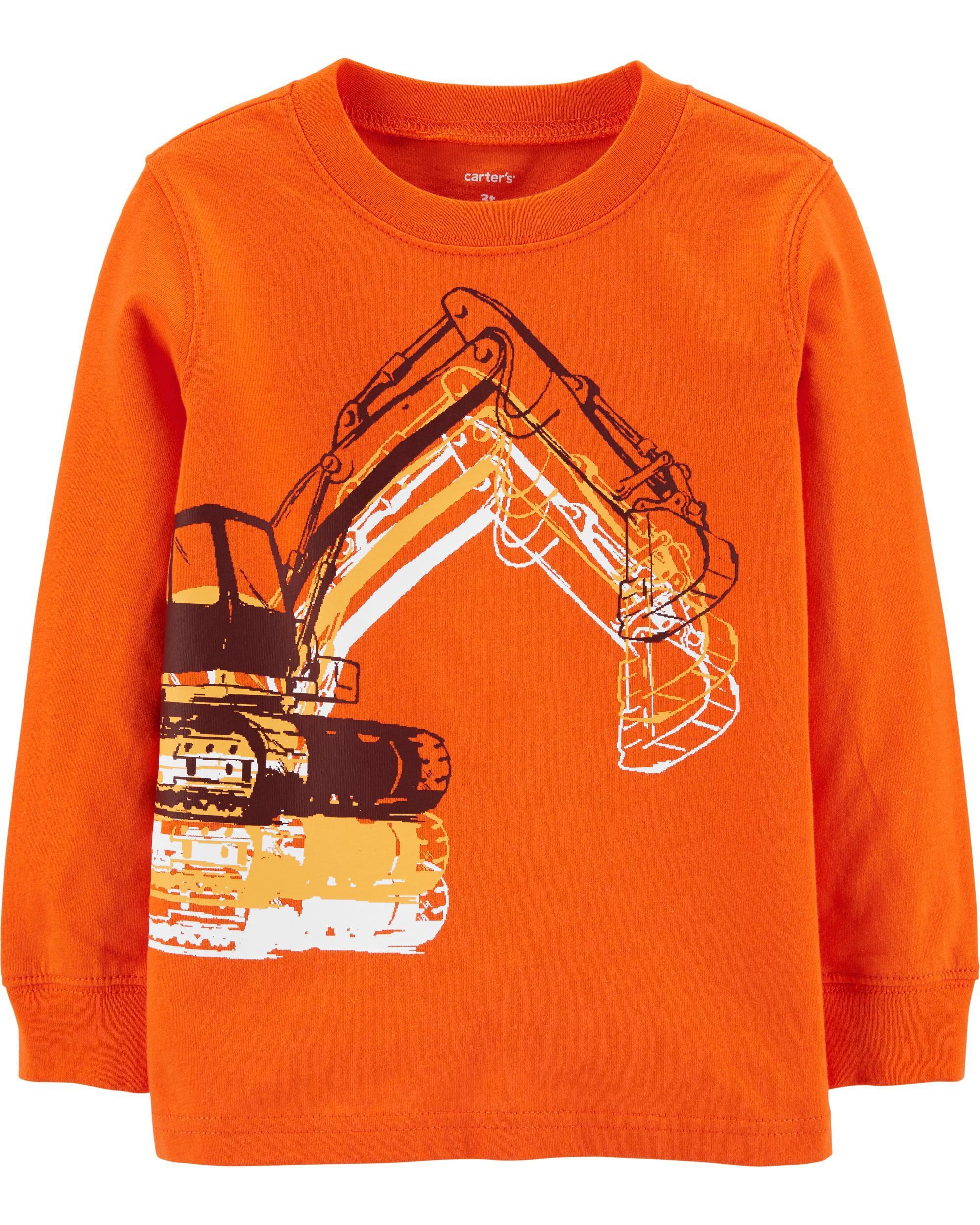 *DOORBUSTER* Construction Truck Jersey Tee
