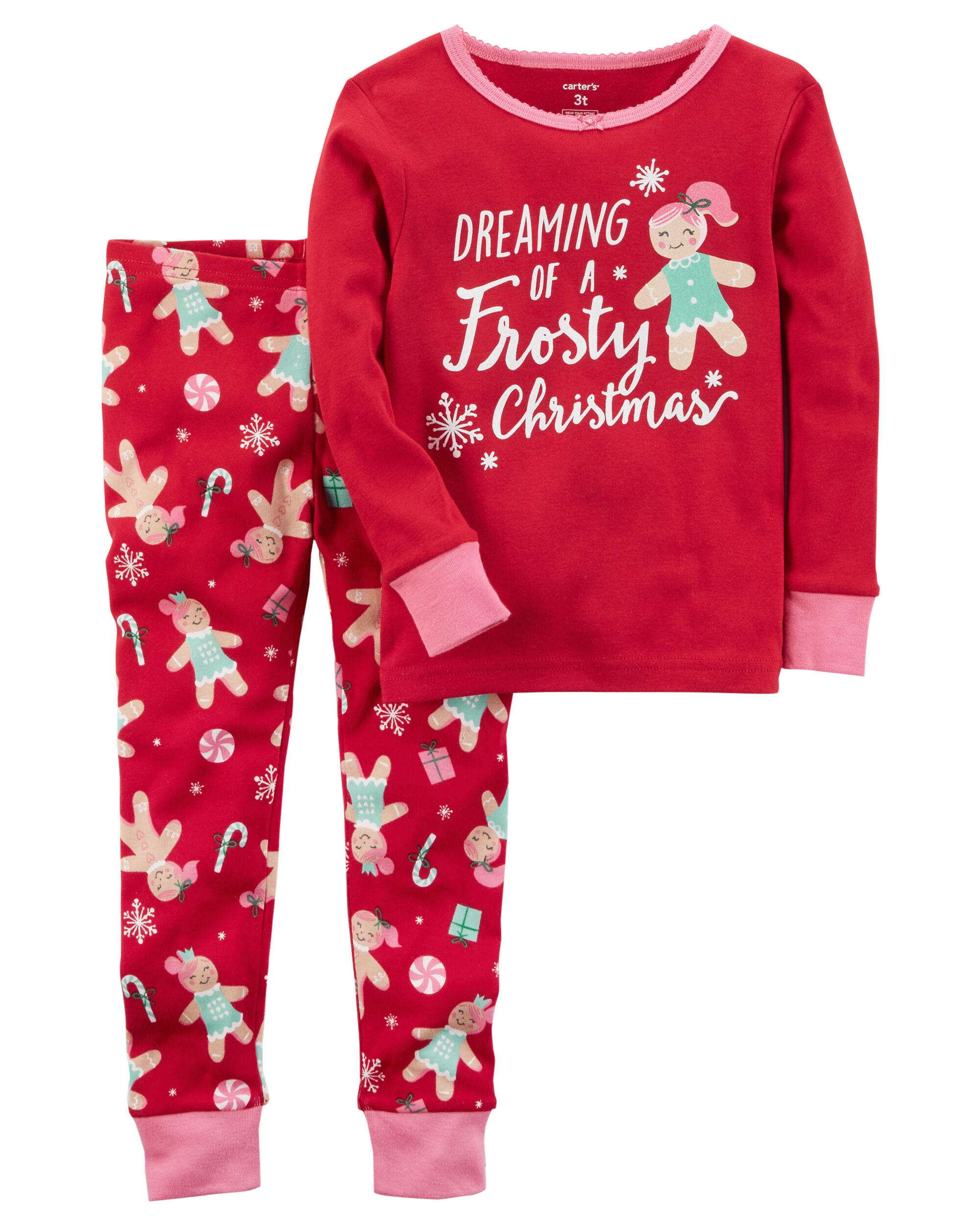 Christmas Pajamas Carters
