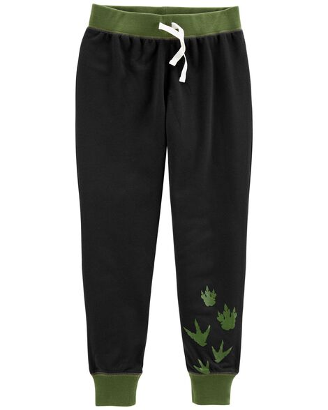 French Terry Poly Sleep Joggers