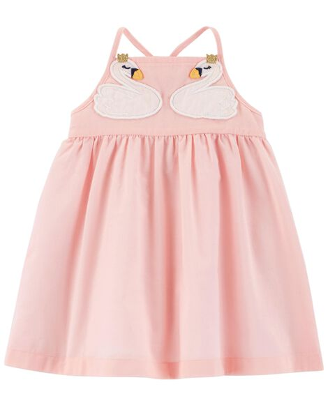 8d11679d068b Swan Tank Dress   Carters.com