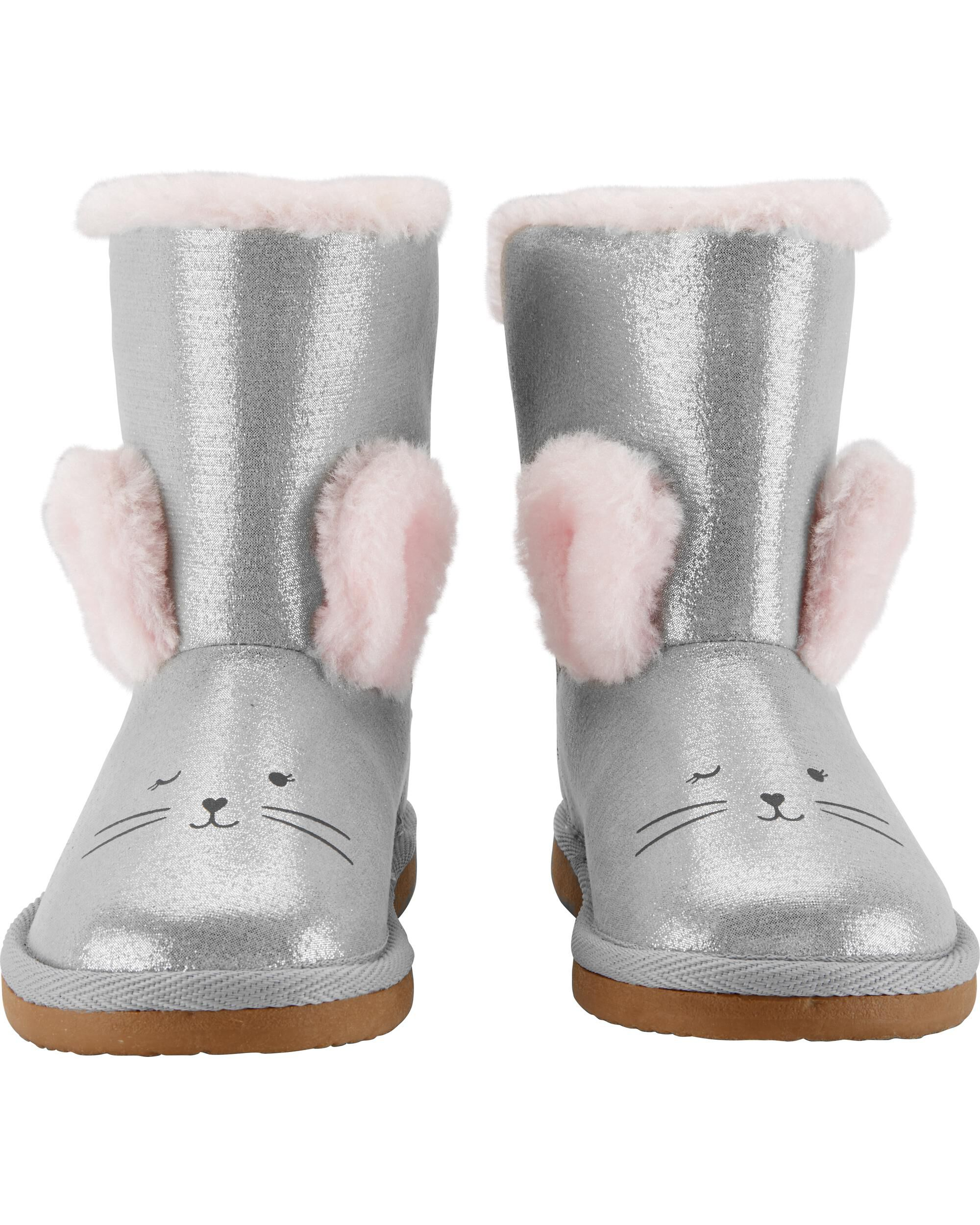 Carter's Bunny Boots   carters.com