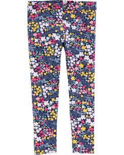 ae6a8548a812c Baby Girl Pants: Leggings & Jeggings | Carter's | Free Shipping