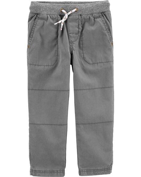 Easy Pull-On Everyday Pants