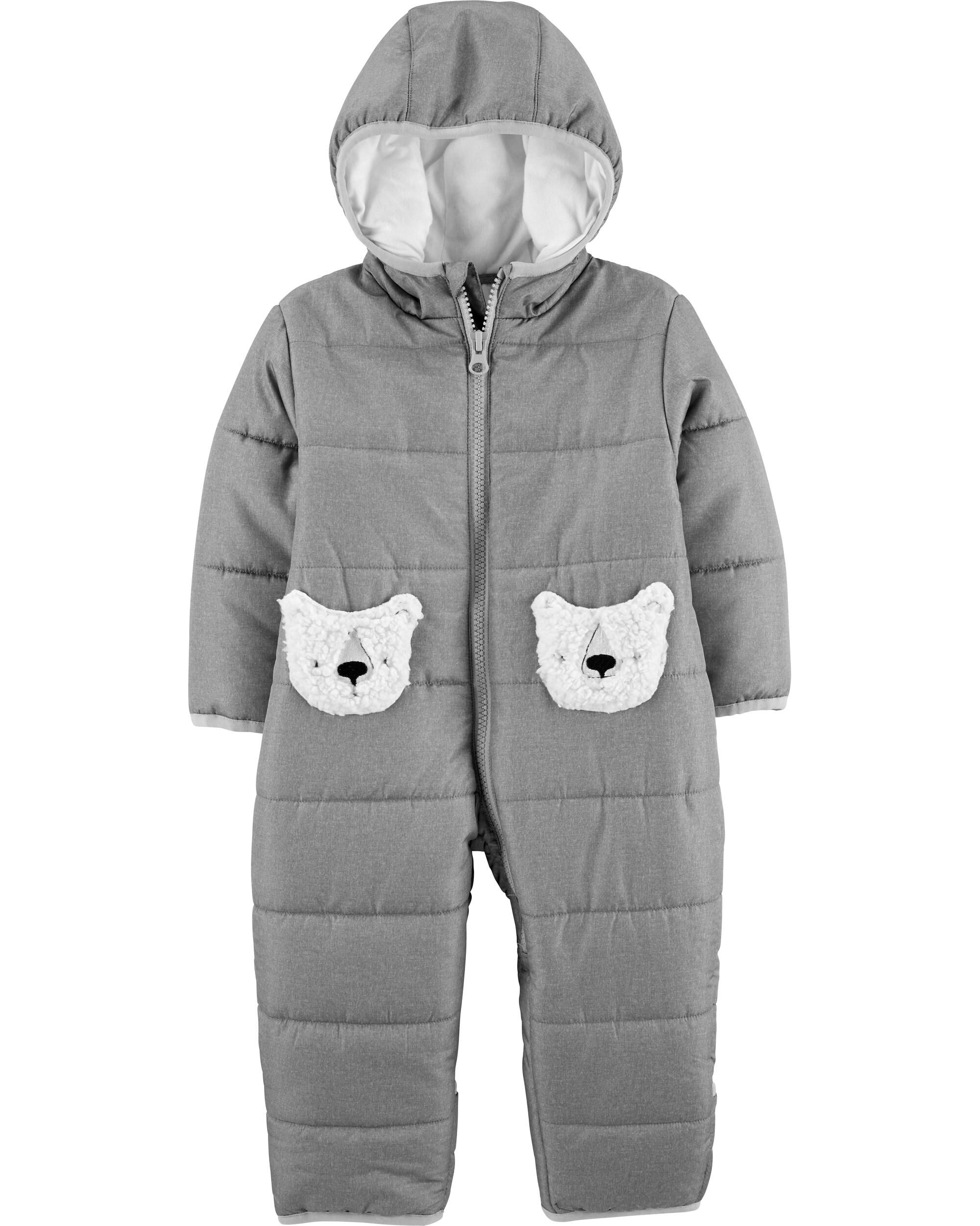Solid Chara teddy Men's parka long winter jacket with hood and teddy lining Black 0 3 Months
