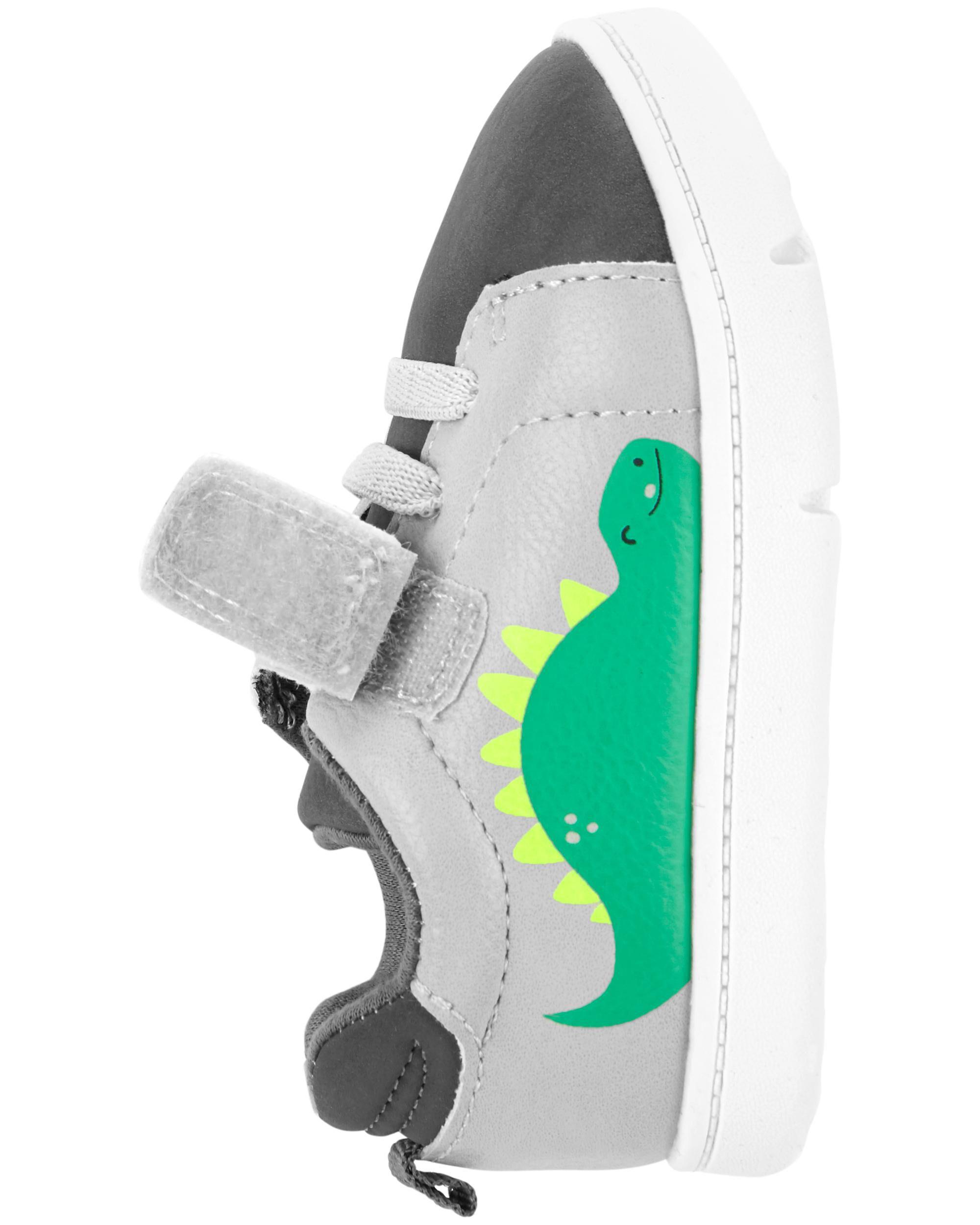 carter's dinosaur shoes