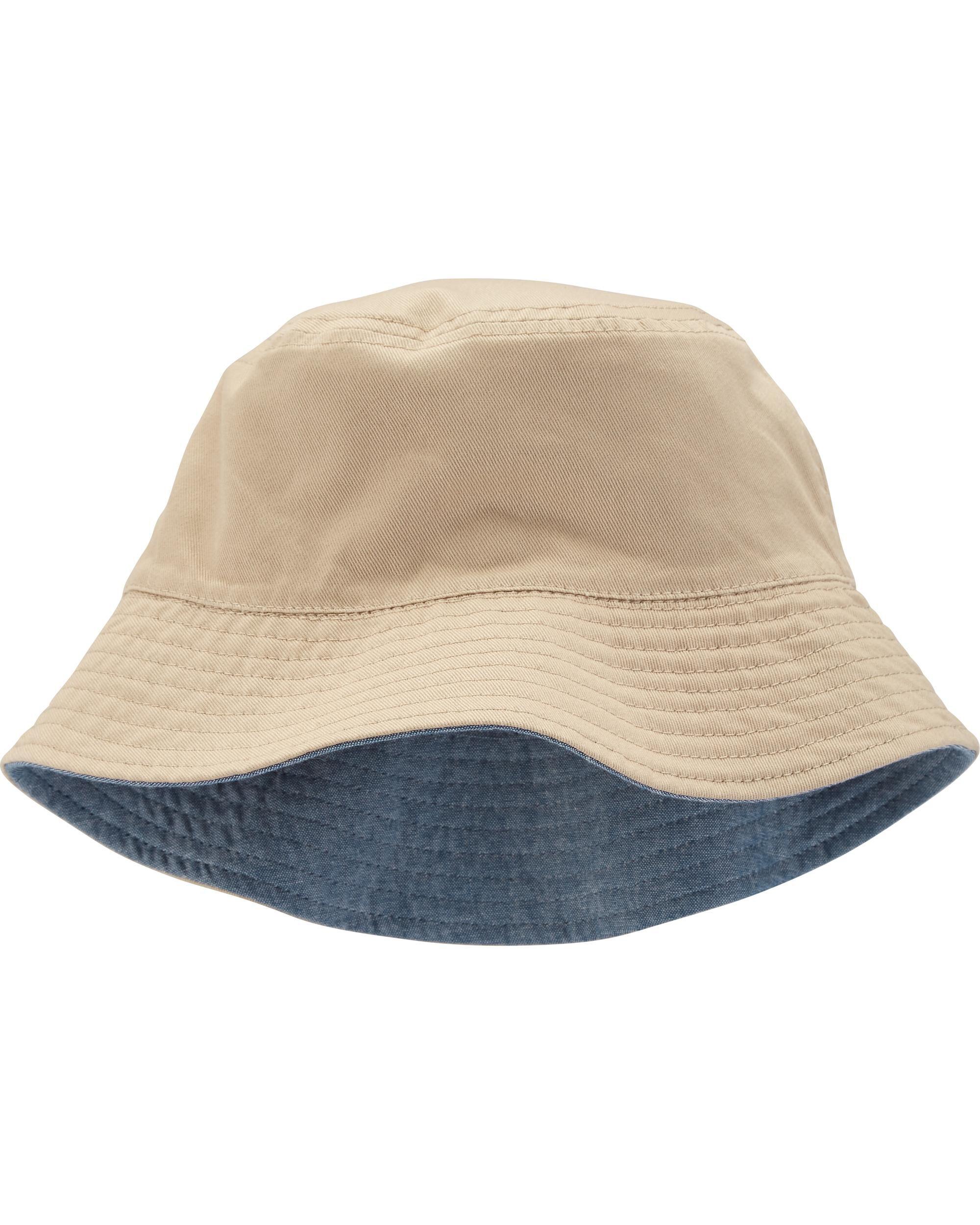 e8751230f6acb Reversible Bucket Hat  Reversible Bucket Hat