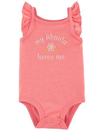 RTGreat Bodysuits Keep Calm My Mom is A Nurse Newborn Baby Short Sleeves One-Piece Suit for 0-24m Baby Body de beb/é