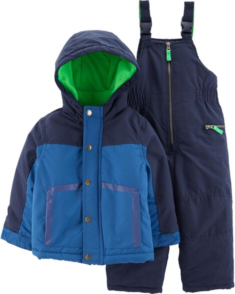 c3f6dfd96 2-Piece Snowsuit Set | Carters.com