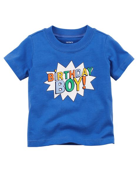 Images Birthday Boy Tee
