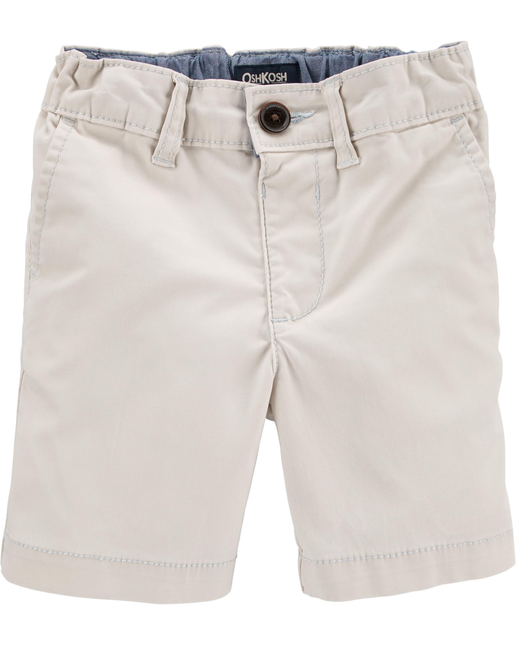 NEXT Gorgeous Little Aqua Chino Shorts with Adjustable waist NWT