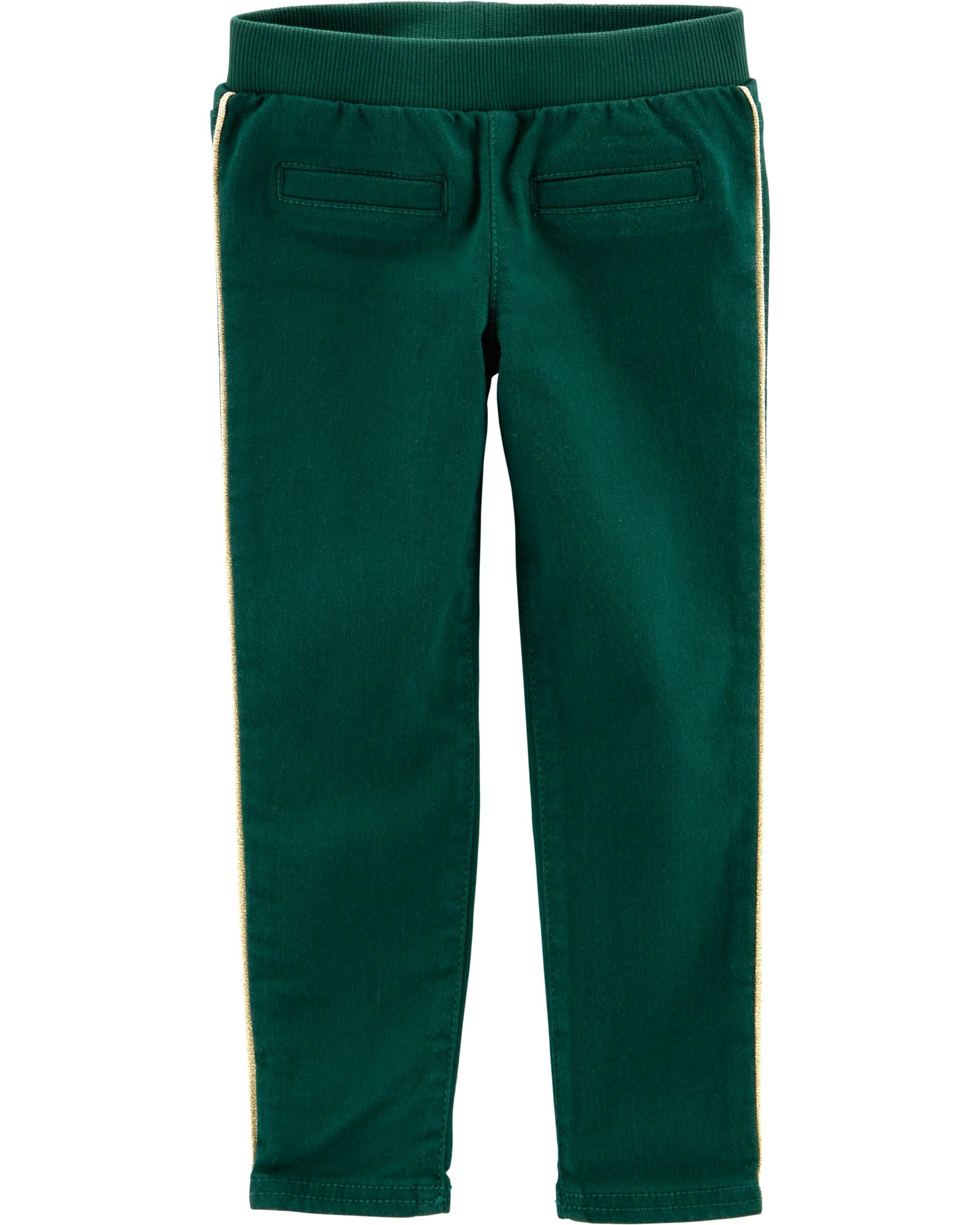 767663e77 Pull-On Skinny Stretch Pants   Carters.com
