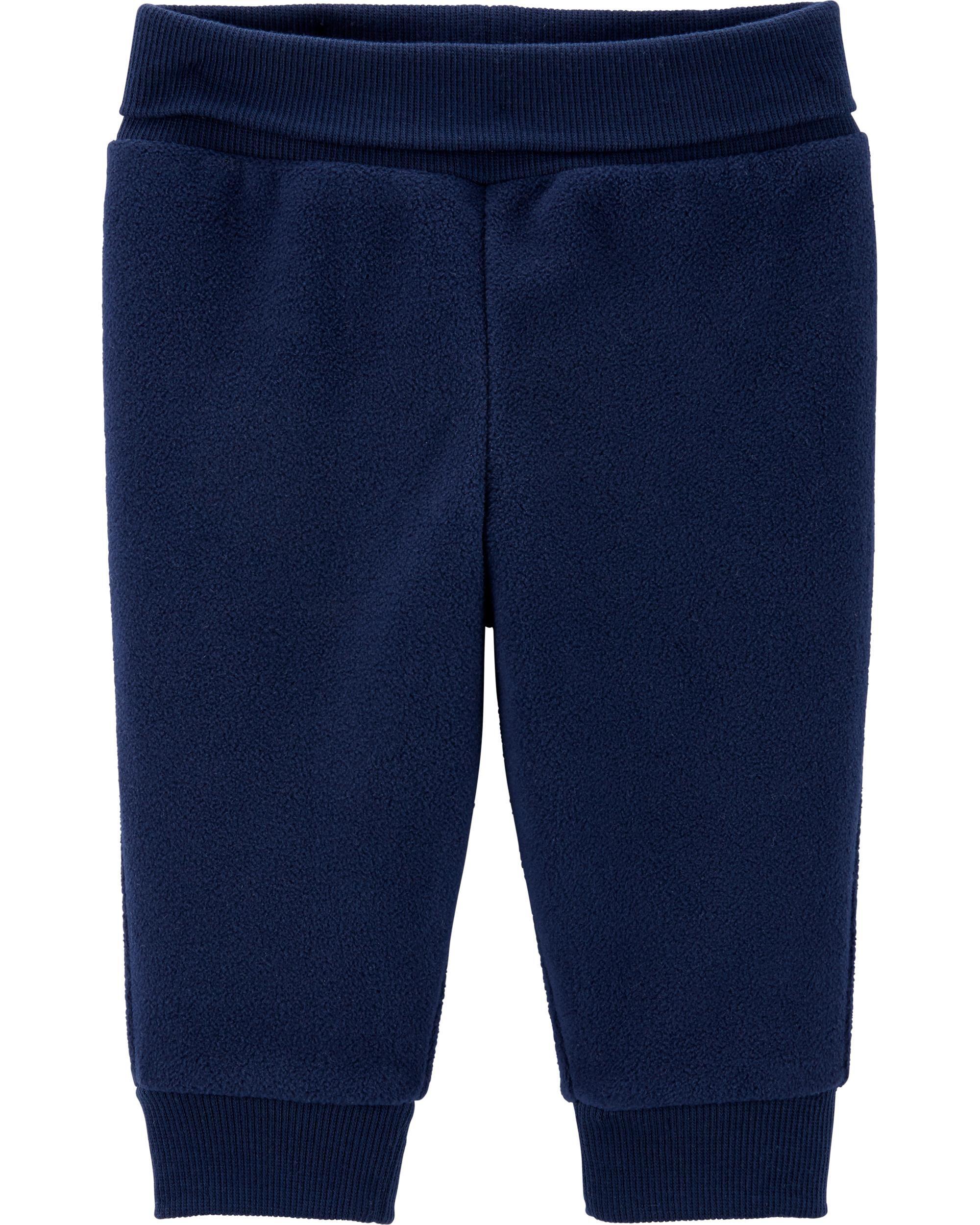 *CLEARANCE* Pull-On Fleece Pants