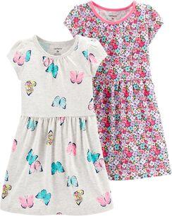 638e5314e731 Toddler Girls Dresses & Rompers| Carter's | Free Shipping