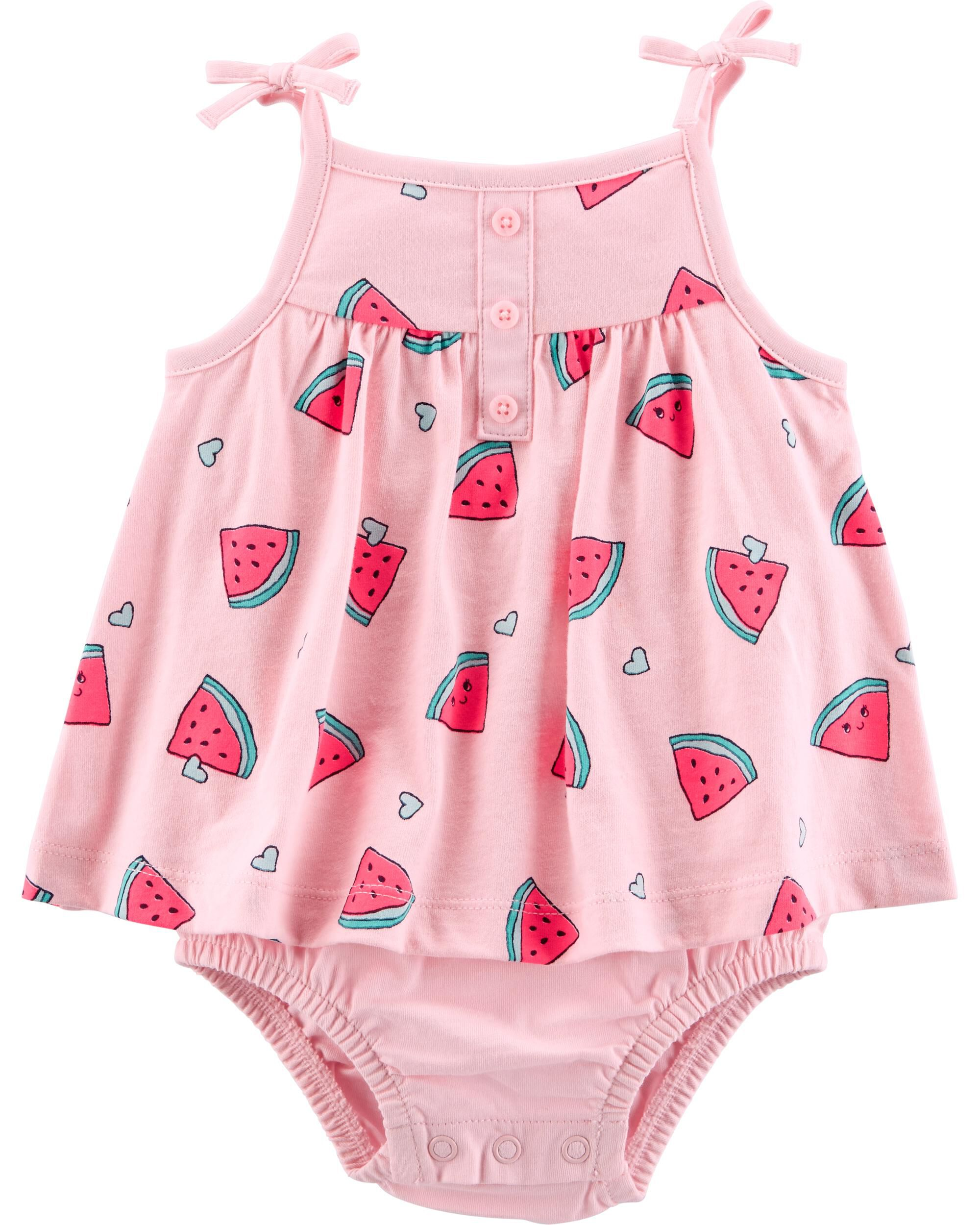 Cheap Price 0-3 Months Baby Girl Tutu And Cardigan Top Watermelons Girls' Clothing (0-24 Months) Clothes, Shoes & Accessories