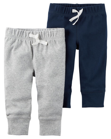 33736a418 2-Pack Babysoft Pants | Carters.com