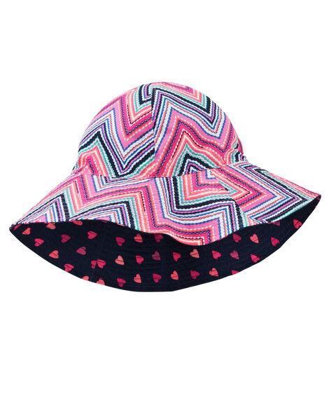 Baby Girl Reversible Bucket Hat  508df6f1b712