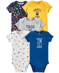 497a59f5b Baby Boy One-Piece Bodysuits