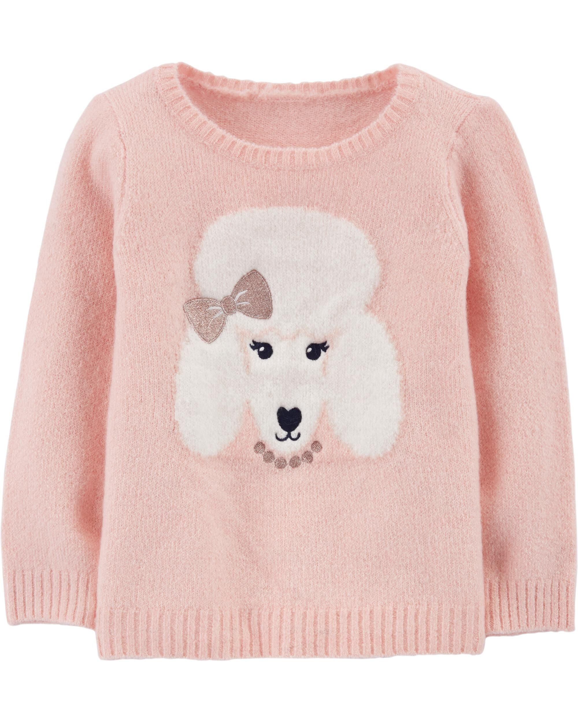 455d7b9bb Poodle Sweater