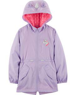 07e77dc84 Baby Girl Rain Jackets, Coats & Outerwear | Carter's | Free Shipping