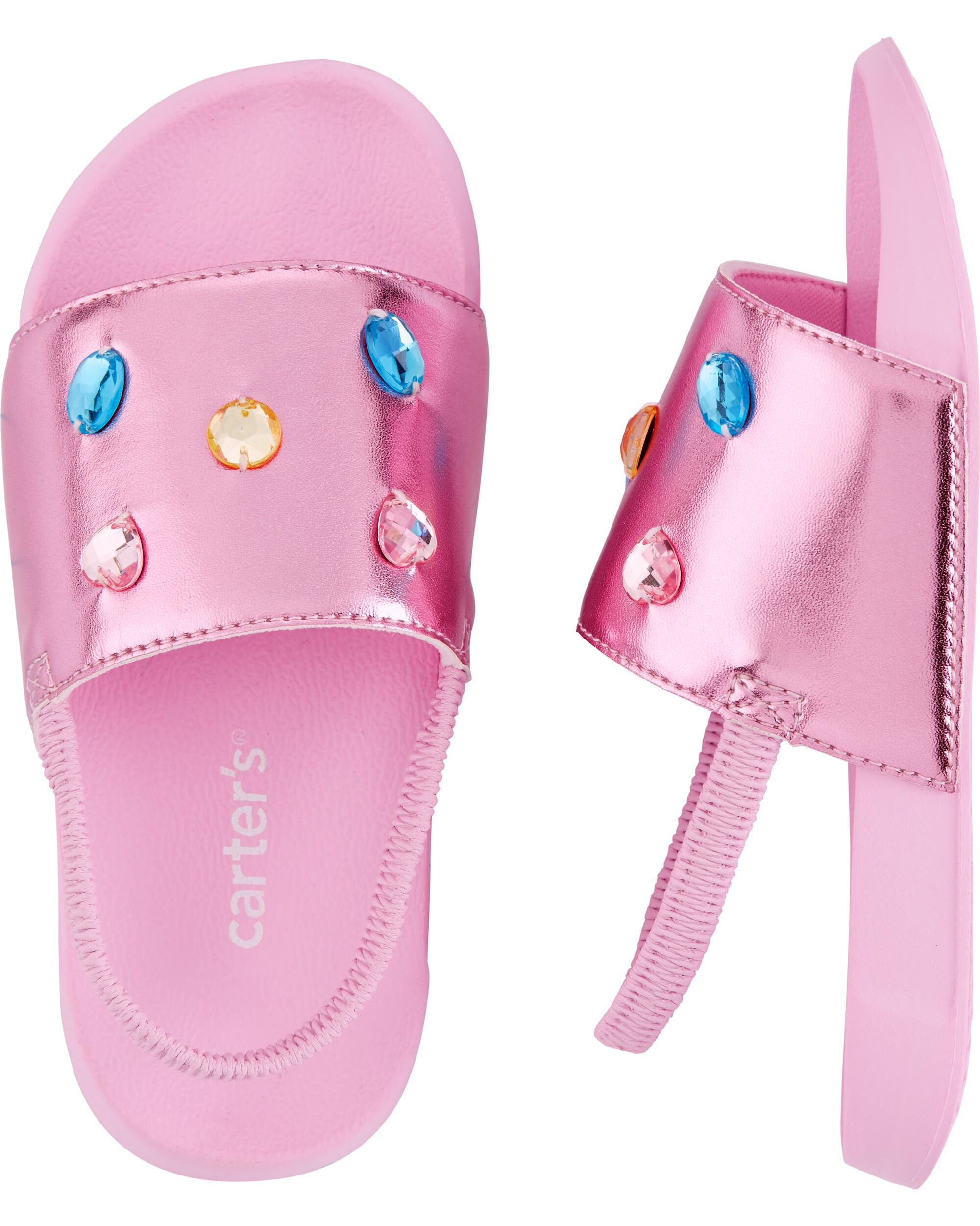 Kids Non-Slip Llamas Make Me Happy You Not So Much Slippers Summer Beach Sandals for Boys Girls