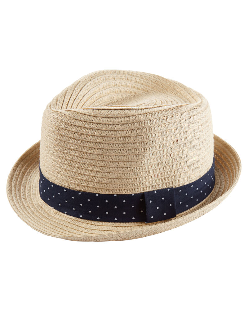 Best Baby Shower Gift CARTERS Baby Boy Trimmed Fedora 0-9 Months