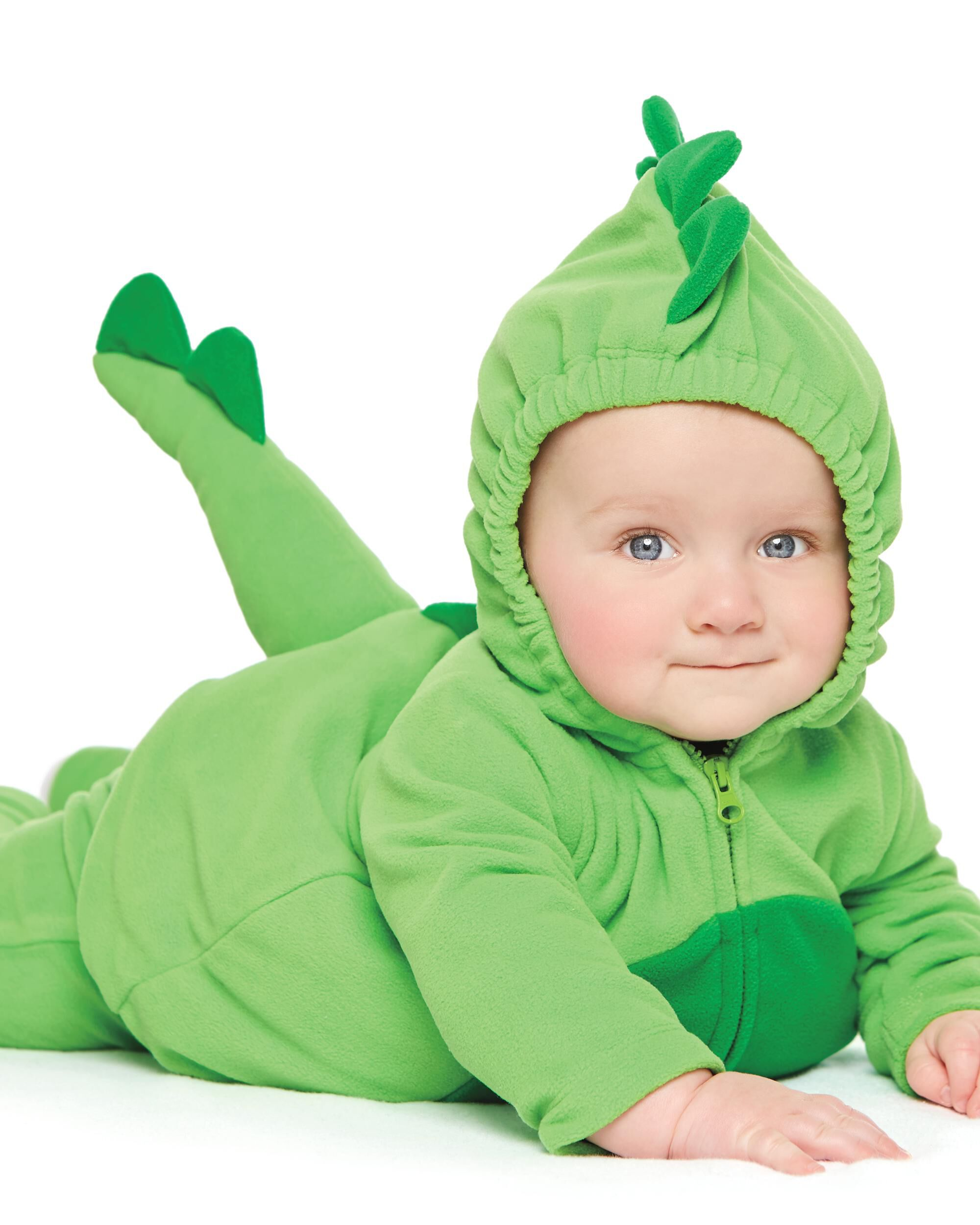 Little Dinosaur Halloween Costume ...  sc 1 st  Carteru0027s & Little Dinosaur Halloween Costume | Carters.com