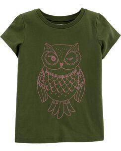 dc84da2ba46fb Girls' Shirts & Tops (Sizes 4-14) | Carter's | Free Shipping