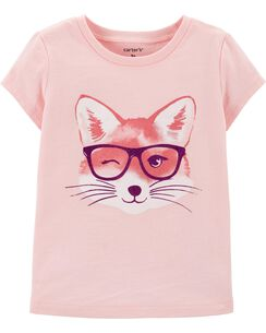 458c661fa5 Toddler Girls Tops | Carter's | Free Shipping