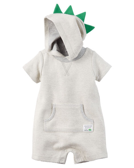 4c70f421f303 Images. Hooded French Terry Romper