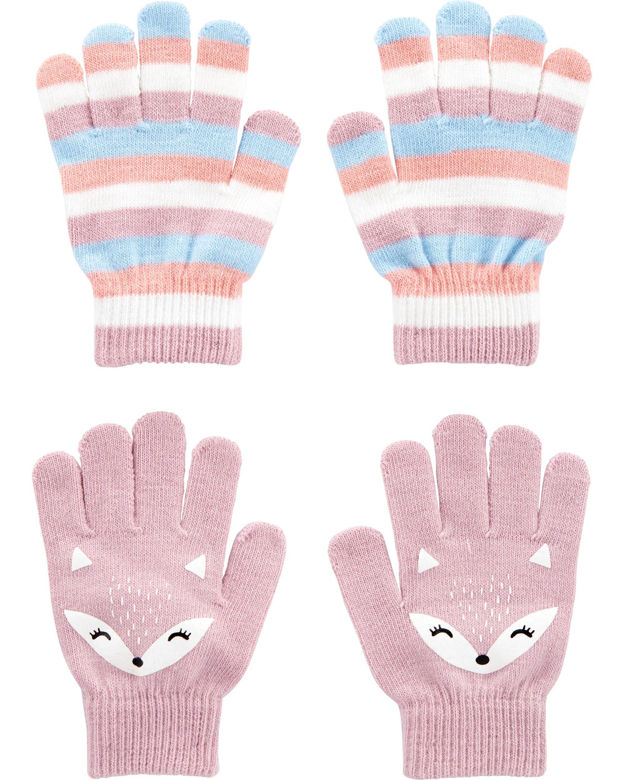 2-Pack Gripper Gloves