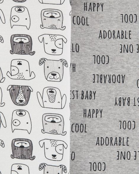 5-Pack Baby Bear Original Bodysuits