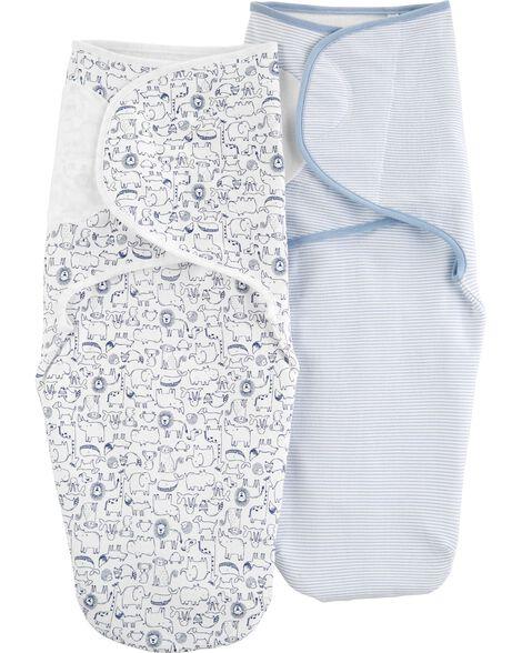 f51ee3565 2-Pack Koala Swaddle Blankets | Carters.com
