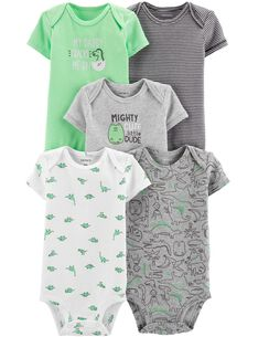 efcb0bf91 Baby Boy One-Piece Bodysuits