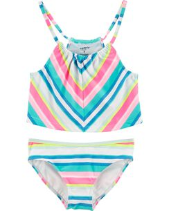 c9f29e6fcca1f Carter s Striped 2-Piece Swimsuit