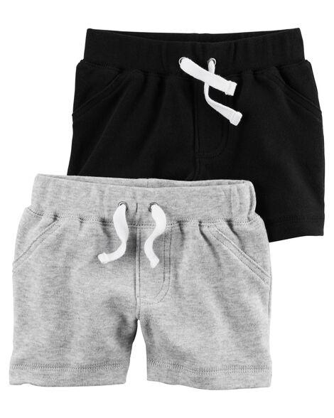 27d4a55c4 Images. 2-Pack Babysoft Shorts