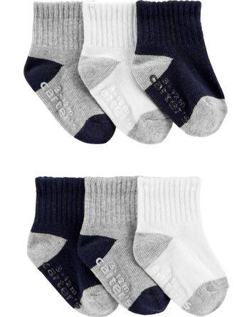 0779c20d6ec1b Baby Boy Socks   Carter's   Free Shipping