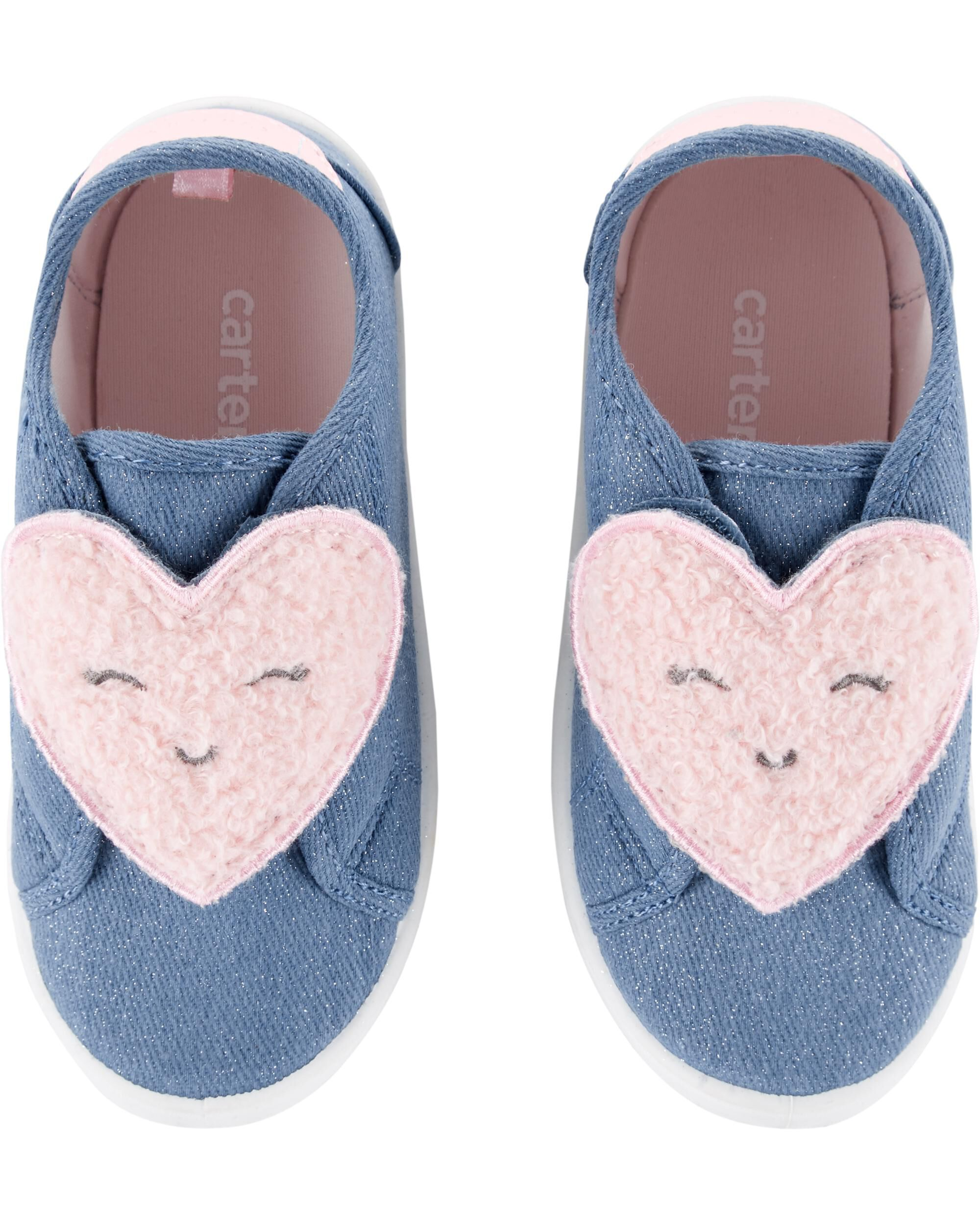 *CLEARANCE* Carter's Denim Casual Sneakers