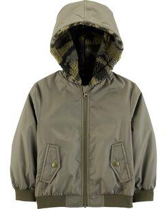 8e4bee1c6 Toddler Boy Rain Coats, Jackets & Outerwear | Carter's | Free Shipping