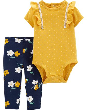 ffa169703d24a Baby Girl Sets | Carter's | Free Shipping