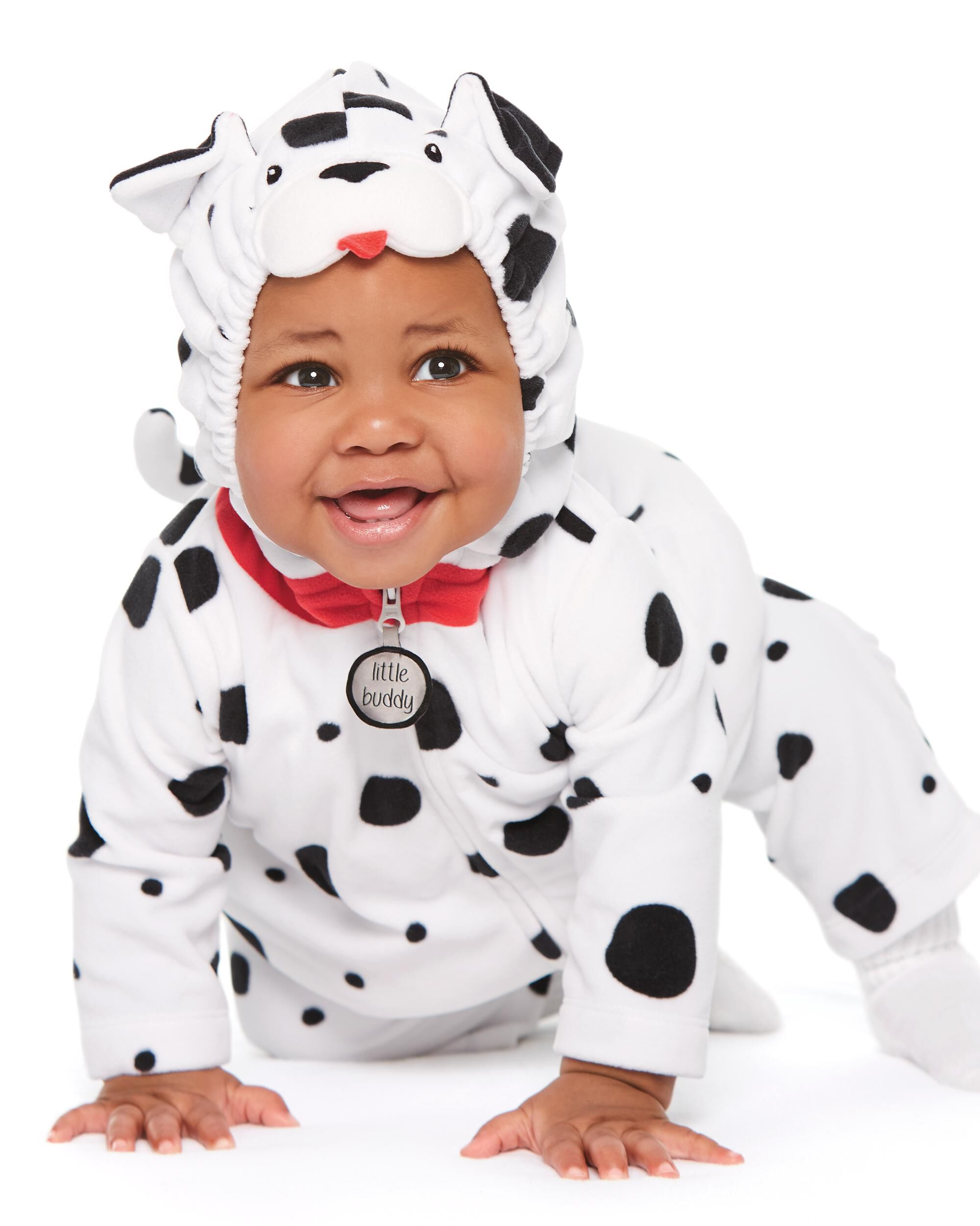 Little Dalmatian Halloween Costume ...  sc 1 st  Carteru0027s & Little Dalmatian Halloween Costume | Carters.com