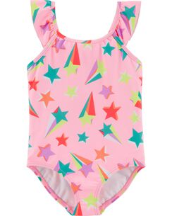 7421f932b9a75 Toddler Girl Swimwear: Bathing & Swim Suits | Carter's | Free Shipping