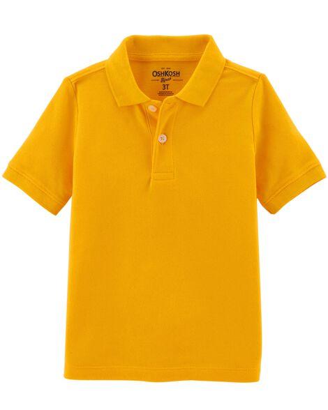 e63f1da41 Toddler Boy Yellow Polo Shirt - Best Shirt In 2018