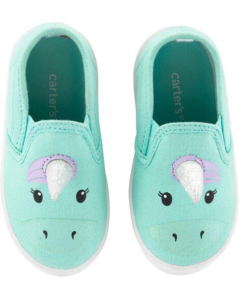 Carter's Unicorn Sneakers