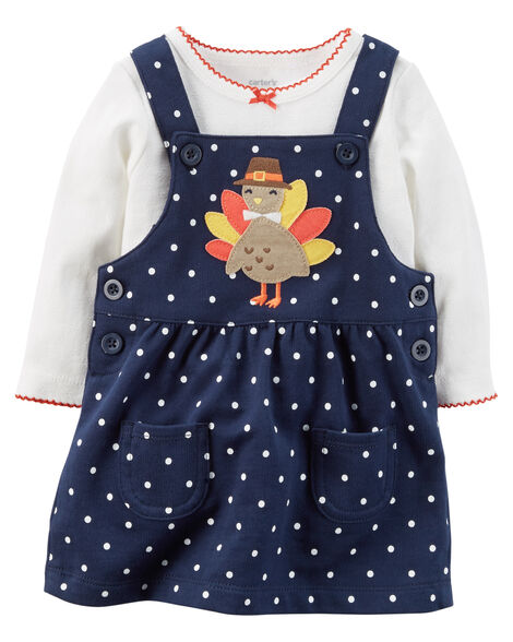 94a99677e 2-Piece Thanksgiving Bodysuit   Jumper Set