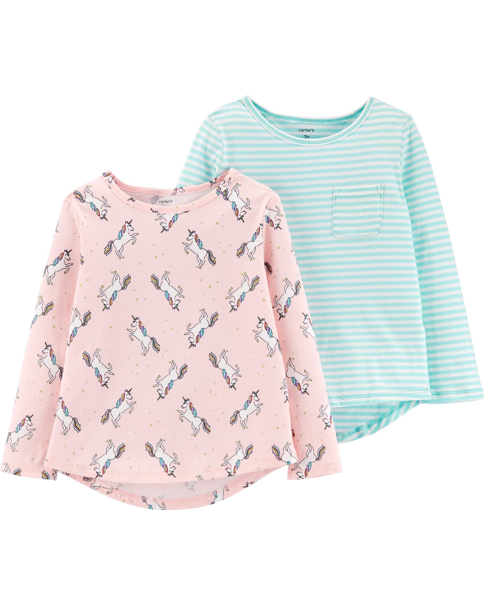 *CLEARANCE* 2-Pack Jersey Tee Set